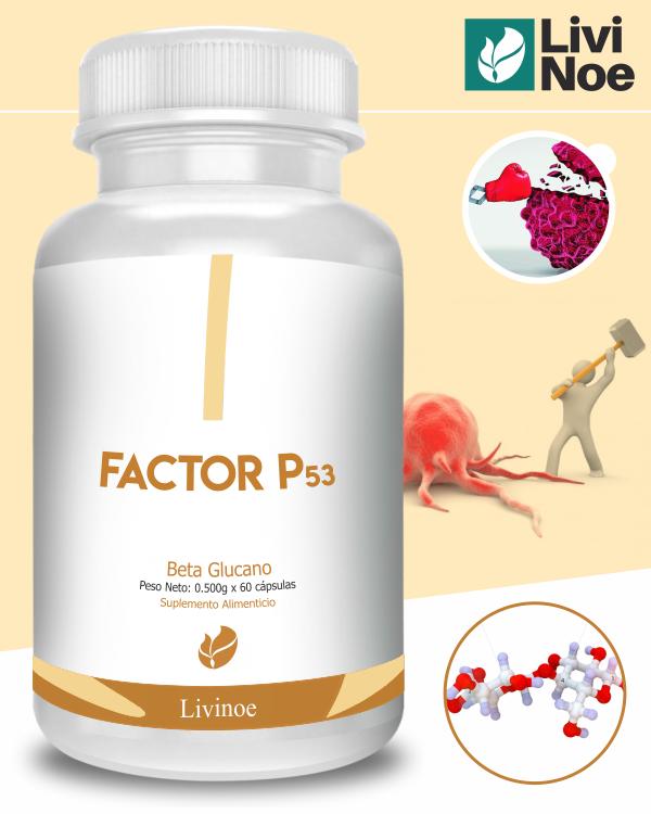 Factor p53 facebook